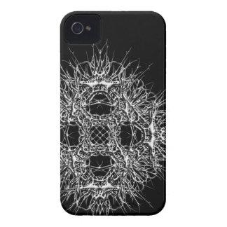 Capinhas iPhone 4 dark 666
