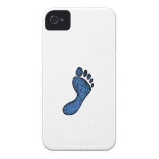Capinhas iPhone 4 Desenho da pegada