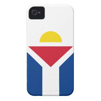 Capinhas iPhone 4 Drapeau de St Martin - bandeira de St Martin