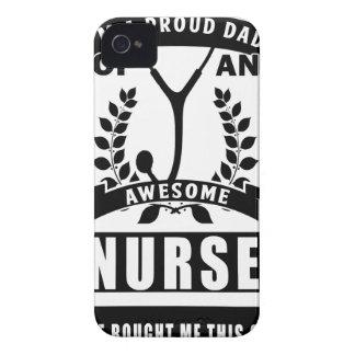 Capinhas iPhone 4 enfermeira e pai