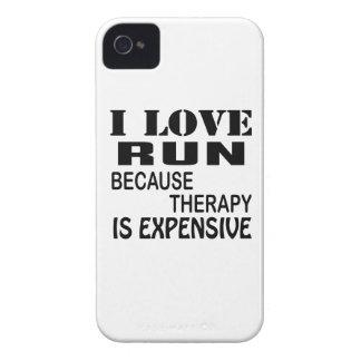 Capinhas iPhone 4 Eu amo o funcionamento porque a terapia é cara