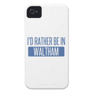 Capinhas iPhone 4 Eu preferencialmente estaria em Waltham