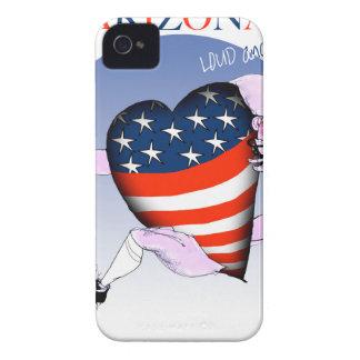 Capinhas iPhone 4 fernandes tony altos e orgulhosos da arizona,