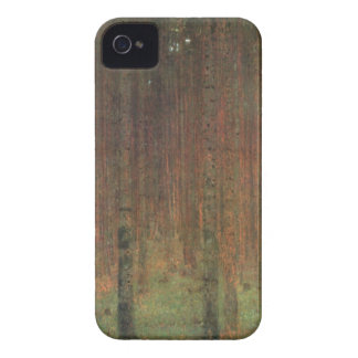 Capinhas iPhone 4 Gustavo Klimt - floresta do pinho
