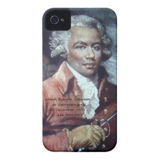 Capinhas iPhone 4 Joseph Bologne, Cavaleiro de Santo-Georges