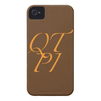 CAPINHAS iPhone 4 LARANJA DE QTPI