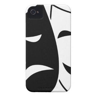 Capinhas iPhone 4 Máscara da comédia e da tragédia
