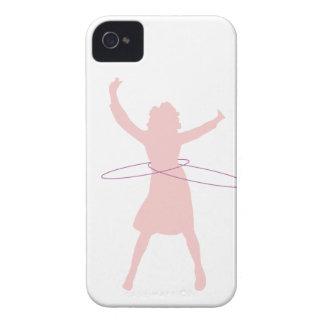 Capinhas iPhone 4 menina de hula