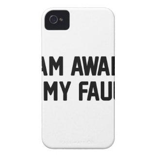 Capinhas iPhone 4 Minhas falhas