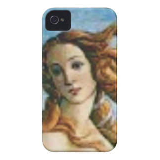 Capinhas iPhone 4 óleo louro bonito