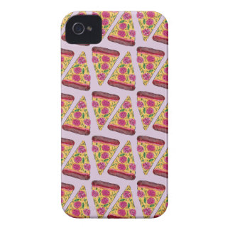 Capinhas iPhone 4 pizza floral