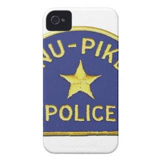Capinhas iPhone 4 Polícia de NU-Pike