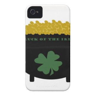 Capinhas iPhone 4 Pote de ouro