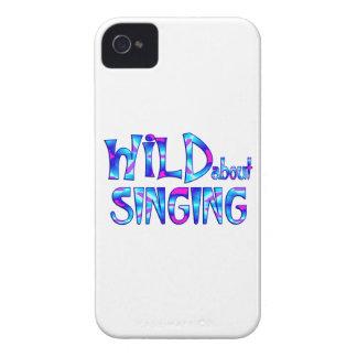 Capinhas iPhone 4 Selvagem sobre o canto