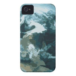 Capinhas iPhone 4 Terra pintada