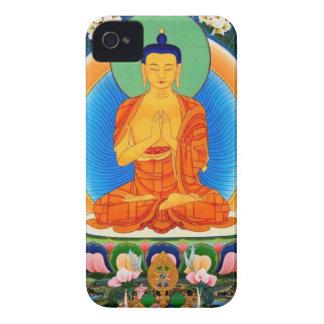 Capinhas iPhone 4 Tibetano Thangka Prabhutaratna Buddha