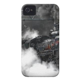 Capinhas iPhone 4 Trem do vapor