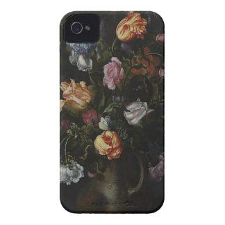 Capinhas iPhone 4 Um vaso com flores