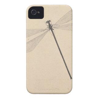 Capinhas iPhone 4 Uma libélula, por Nicolaas Struyk, cedo 18o C.