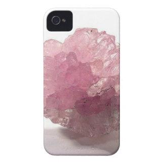 Capinhas iPhone 4 Viajantes da felicidade de quartzo cor-de-rosa