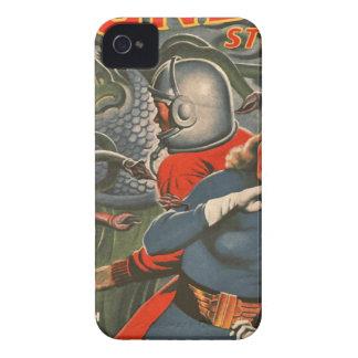 Capinhas iPhone 4 Viajantes do espaço atacados pelo monstro do