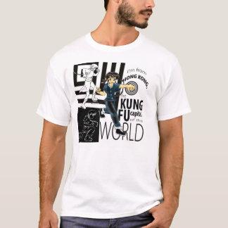 Capital de Kung Fu Camiseta
