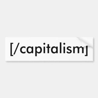 [/capitalism] adesivo para carro