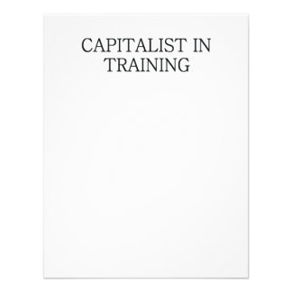 Capitalista do T no treinamento Convites Personalizado
