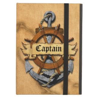Capitão Âncora e roda