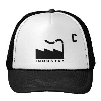 Capitão de indústria! boné