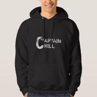 Capitão Frio Hoodie - obscuridade Moletom