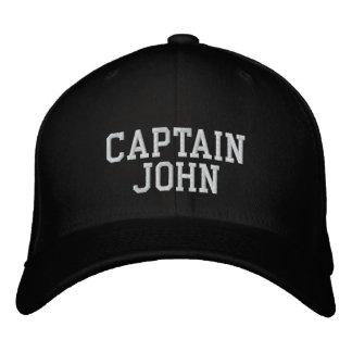 Capitão John Boné Bordado
