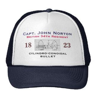 Capitão John Norton Bonés