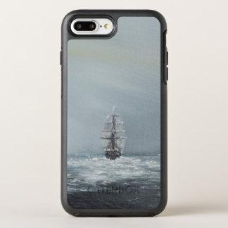 Capitão Scott e grupo da descoberta Capa Para iPhone 8 Plus/7 Plus OtterBox Symmetry