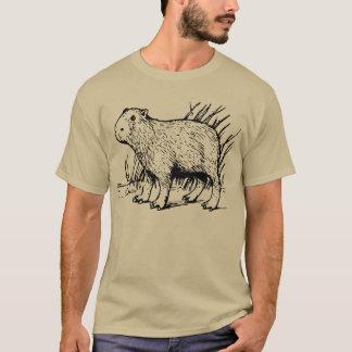 Capivara Camiseta