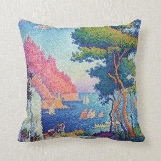Capo di Noli por Paul Signac Travesseiros De Decoração