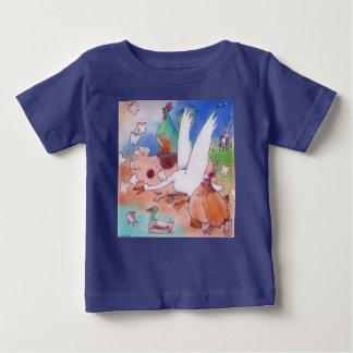 Capoeira Camiseta Para Bebê