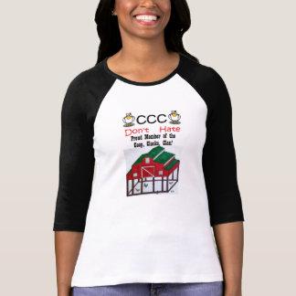 Capoeira, Clucks, o Bella das mulheres do clã 3/4 Tshirt