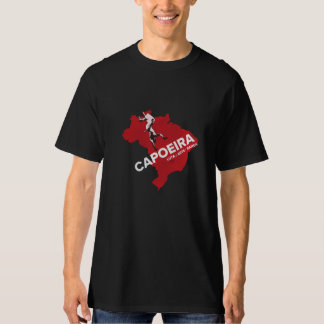 Capoeira - Luta, Arte, Dança Camisetas