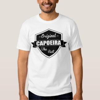 Capoeira Martial Art Fight Figher T-shirt
