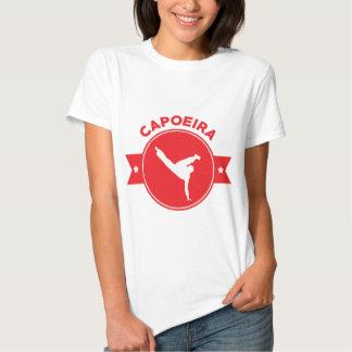 Capoeira Martial Art Fight Figher Tshirt