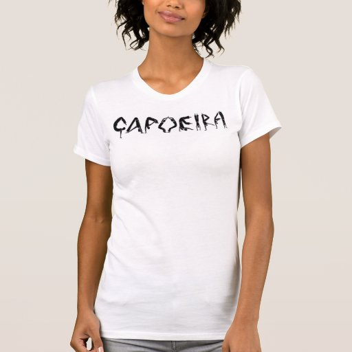 Capoeira novo tshirt