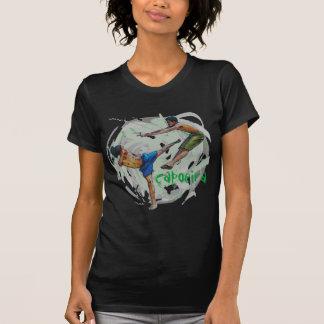 capoeira, obscuridade do vida do minha de e t-shirts