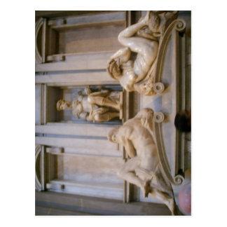 Cappelle sumário Medicee (capelas de Medici) em Fl Cartão Postal
