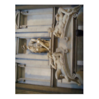 Cappelle sumário Medicee (capelas de Medici) em Fl Cartoes Postais