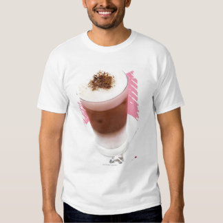 Cappuccino congelado camiseta