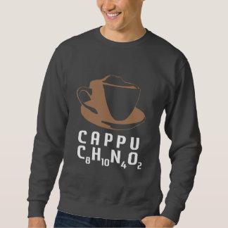 Cappuccino químico moletom