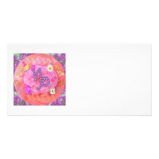 CAPRICÓRNIO do zodíaco:  Design de GOODLUCK Cartão Com Foto