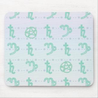 Capricórnio Pastel Mousepad