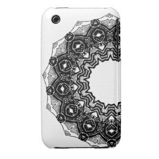Cara da baleia - caso protetor do iPhone 3 Capas Para iPhone 3 Case-Mate